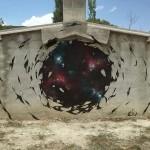 Deih New Mural – Valencia, Spain