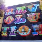 Ben Eine New Mural For Urban Nation – Berlin, Germany