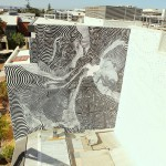 2501 New Mural For Public Festival – Perth, Australia (Part II)