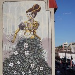 Pixel Pancho unveils a new mural in Brooklyn, New York City