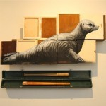 """ROA """"Stop Over"""" Brussels New Solo Show Coverage"""