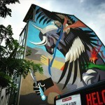 CityLeaks '15: JAZ unveils a new mural in Cologne, Germany