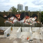 REKA New Mural In Miami, USA (Part III)