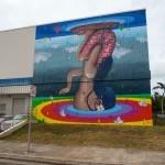 Seth GlobePainter New Mural For POW! WOW! 2014 – Honolulu, Hawaii