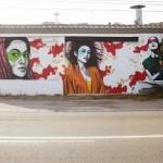 """Fin DAC """"Siamnagai"""" New Mural – Ibiza, Spain"""