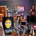 Studio Visit: Sandra Chevrier