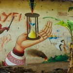 "Interesni Kazki ""Time For Change"" New Mural – Varkala, India"