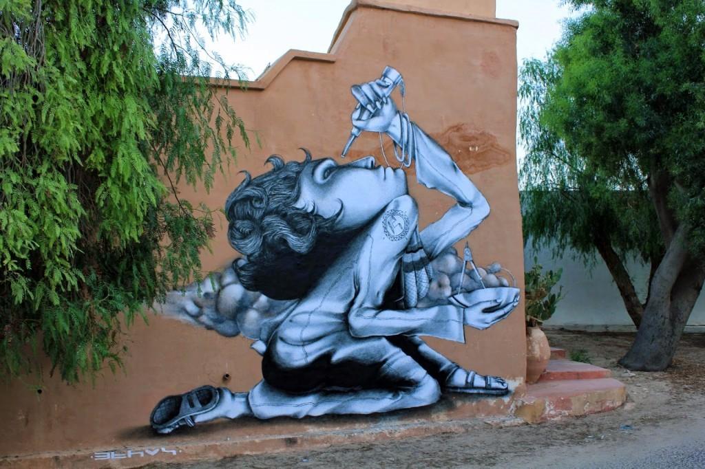 Claudio Ethos New Murals – Djerba & Sao Paulo