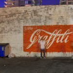 Ernest Zacharevic New Mural – Los Angeles, USA