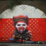 Dale Grimshaw New Mural – Camden, London