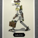 "Pixel Pancho ""White Walls Industries"" New Print Available Now"