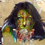 Hopare New Street Piece – Paris, France