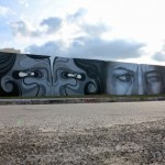 "REKA x RONE ""Eyes"" New Mural – Miami, USA"