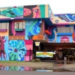 REKA New Mural For POW! WOW! 2014 – Honolulu, Hawaii