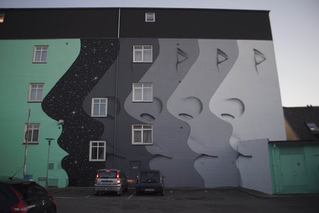 CYRCLE unveils a new mural in Aalborg, Denmark