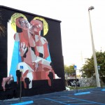 BEST | EVER New Mural For Art Basel '13 – Miami, USA