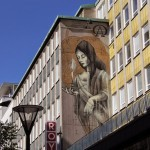 Faith47 New Mural For ArtScape Festival – Malmo, Sweden