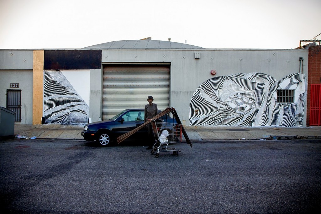 2501 New Mural – Los Angeles, USA