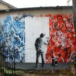 Martin Whatson New Mural In Paris, France (Part II)