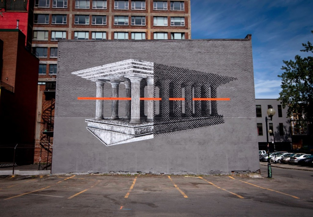"Cyrcle ""Slave"" New Mural – Montreal, Canada"