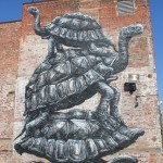 Roa New Mural In Richmond, USA (Part II)
