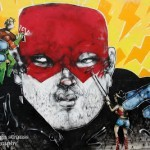 Anthony Lister New Street Pieces In Los Angeles (Part 2)
