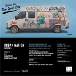 Upcoming: Project M/6 at Urban Nation Berlin curated by Jonathan Levine