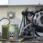 Anamarietta New Mural For POW! WOW! 2014 – Honolulu, Hawaii