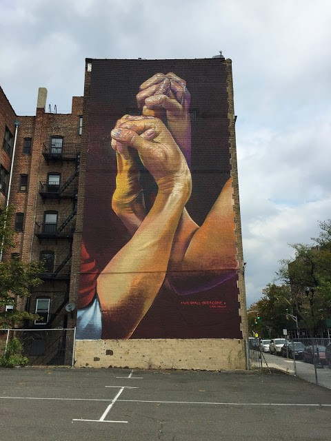 Case unveils a new piece in Jersey City, USA