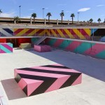 Work in progress by Maser for Life Is Beautiful and JustKids in Las Vegas, Nevada