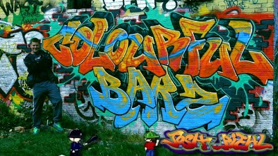 Colourful Barz: The Graff Life of Josh Piehl