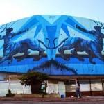 JAZ New Mural – Punta Del Este, Uruguay