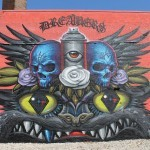 """1xRun's """"Murals in the Market"""" brings over 30 freshly painted walls to Detroit"""
