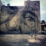 Jorge Rodriguez-Gerada New Mural In Manama, Bahrain