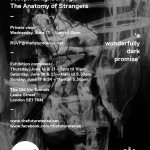 "Joseph Loughborough ""The Anatomy Of Strangers"" London Solo Show June 13th"