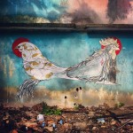La Pandilla x Celso Gonzalez New Mural In Santurce, Puerto Rico