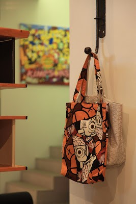 Kaws x Milo Tote Bag