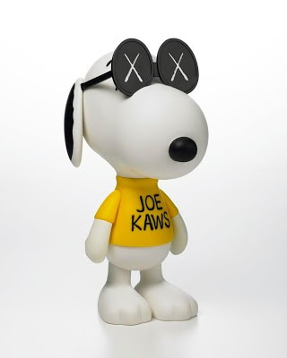 "Kaws ""Snoopy"" Available October 28th"