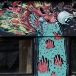 Knarf New Mural In Vienna, Austria