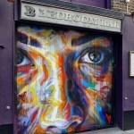 David Walker New Mural – Shoreditch, London