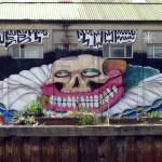 Sweet Toof New Mural – Hackney, East London