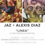 "Preview: Alexis Diaz x JAZ ""La Linea"" @ London's RexRomae – March 6th"