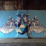 Lucamaleonte New Mural – Ostiense, Rome