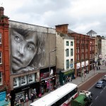 Guido Van Helten New Mural – Limerick City, Ireland
