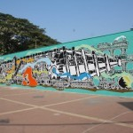 M-City New Mural In Mumbai, India