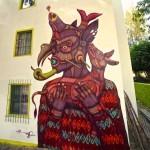 Sego New Mural – Oaxaca, Mexico