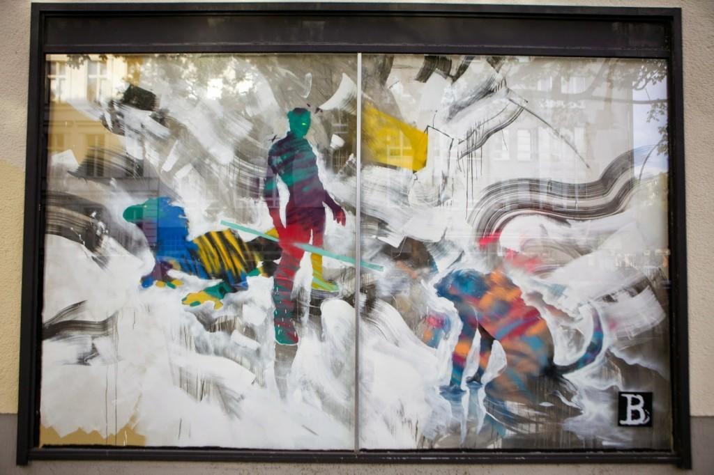 "Coverage: ""PM5"" With Nick Walker, Sickboy, Pam Glew… @ Berlin's Urban Nation"