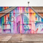 "Coverage: ""Hue Mural Festival"" in Houston, Texas."