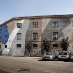 MOMO New Mural In Roma, Italy