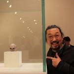 "Damien Hirst ""Forgotten Promises"" at Gagosian Gallery by Takashi Murakami"